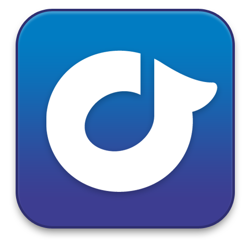 Rdio icon by @mdo